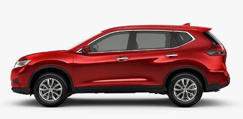 2019 NISSAN X-TRAIL T32 ST X TRAIL 2WD AUTO ST SERIES 2 RED