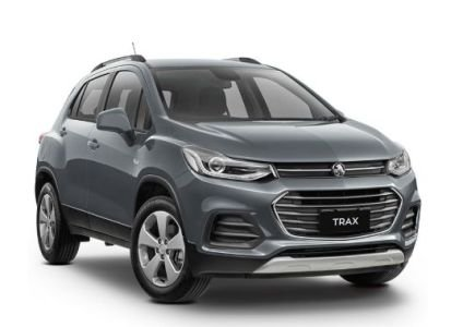 2019 HOLDEN TRAX TRAX LS 1.4L TURBO AUTO Satin Steel Grey Prestige Paint