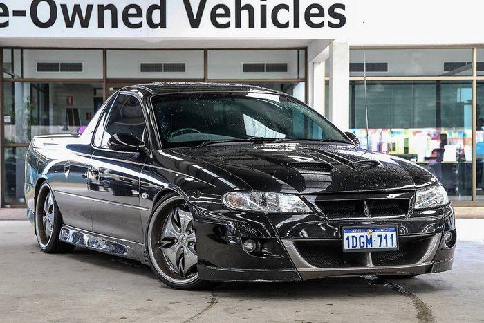 2001 HOLDEN SPECIAL VEHICLE MALOO