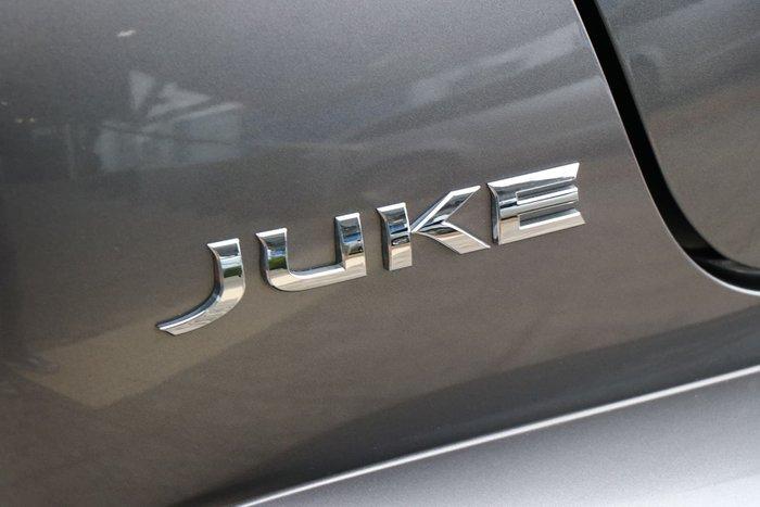 2013 Nissan JUKE ST F15 MY14 Grey