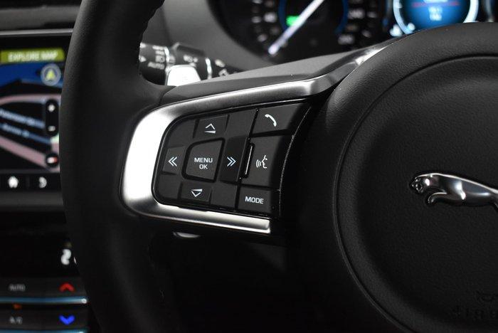 2019 Jaguar F-PACE 20d R-Sport X761 MY19 Four Wheel Drive White