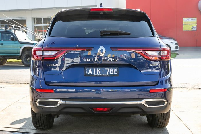 2016 Renault Koleos Intens HZG Four Wheel Drive Blue