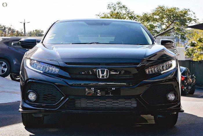 2019 Honda Civic RS 10th Gen MY19 Black