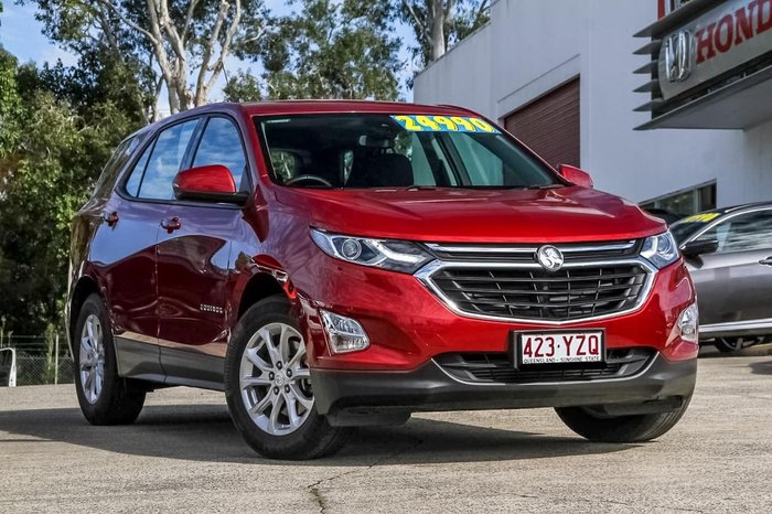 2018 Holden Equinox LS+ EQ MY18 Red