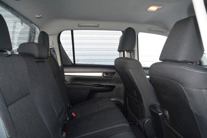 2016 Toyota Hilux SR5 GUN126R 4X4 Dual Range Grey