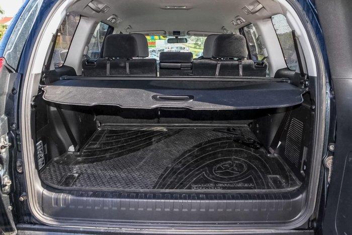 2017 Toyota Landcruiser Prado GXL GDJ150R 4X4 Dual Range Blue