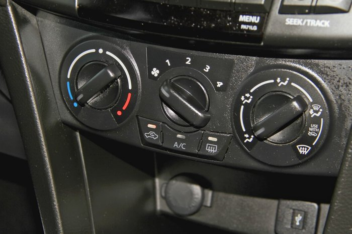 2012 Suzuki Swift GL FZ Blue