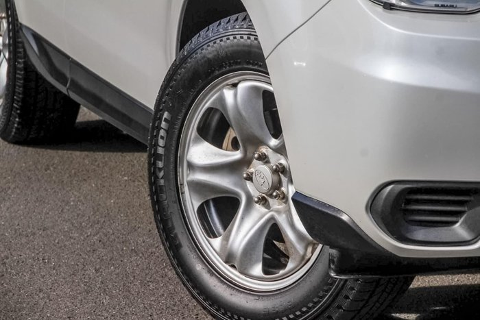 2013 Subaru Forester 2.0i S4 MY13 Four Wheel Drive White