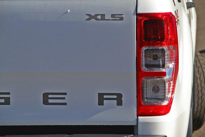 2014 Ford Ranger XLS PX 4X4 Dual Range White