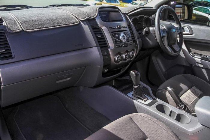 2014 Ford Ranger XLT PX 4X4 Dual Range Grey