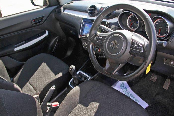 2018 Suzuki Swift GL Navigator AZ Red