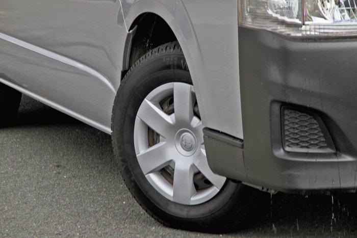 2013 Toyota Hiace KDH201R MY12 Silver