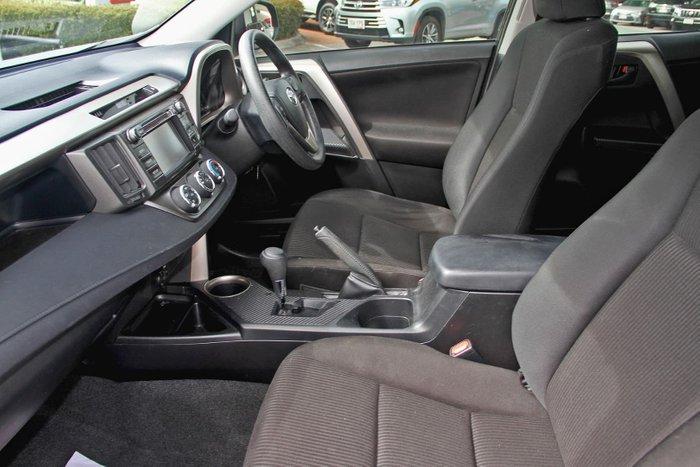 2015 Toyota RAV4 GX ZSA42R MY14 Grey