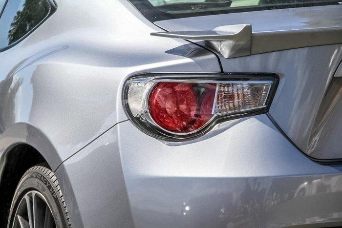 2015 Toyota 86 GT ZN6 Silver