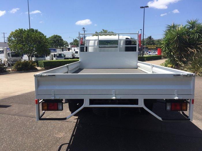 2019 Isuzu NPR 65/45-190 AMT MWB 4.5m Steel Tray