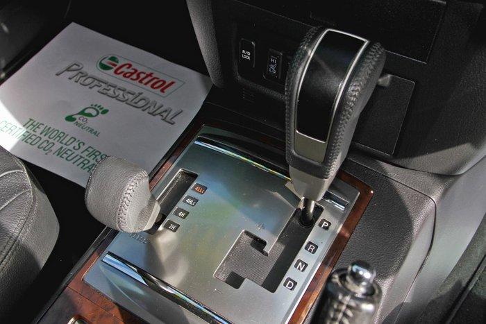 2013 Mitsubishi Pajero Exceed NW MY13 4X4 Gold