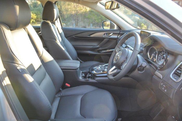 2019 Mazda CX-9 Touring TC Silver