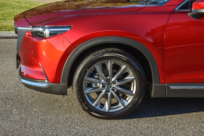 2019 Mazda CX-9 Azami TC 4X4 On Demand Red