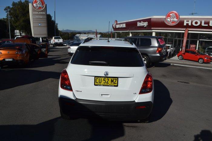 2015 Holden Trax LS TJ MY16 White