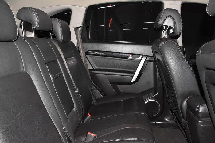 2013 Holden Captiva 7 LX CG MY13 4X4 On Demand