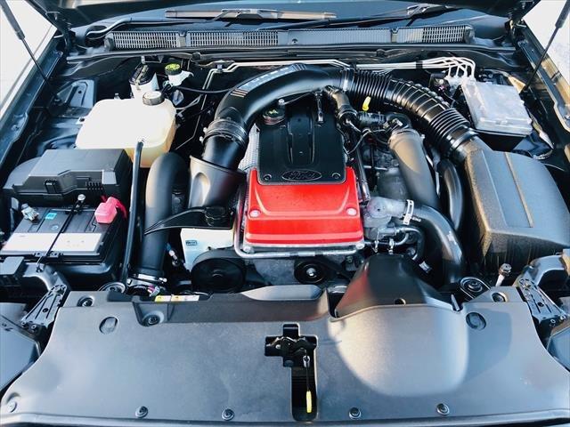2015 Ford Falcon XR6 Turbo FG X BLACK
