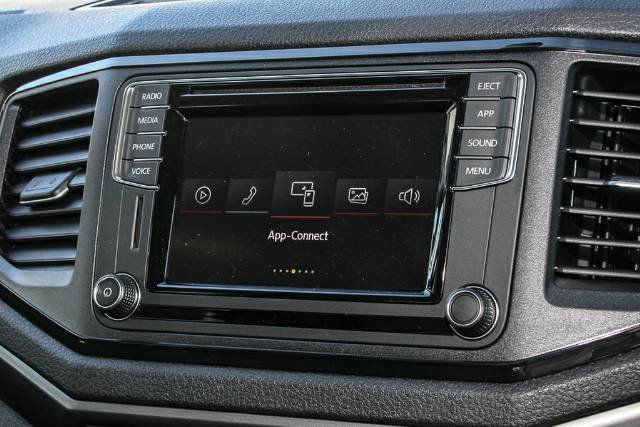 2019 Volkswagen Amarok TDI420 Core 2H MY19 4X4 Constant DEEP BLACK