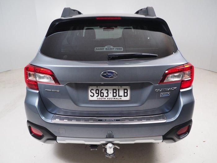 2016 Subaru Outback 2.0D Premium 5GEN MY16 Four Wheel Drive Grey