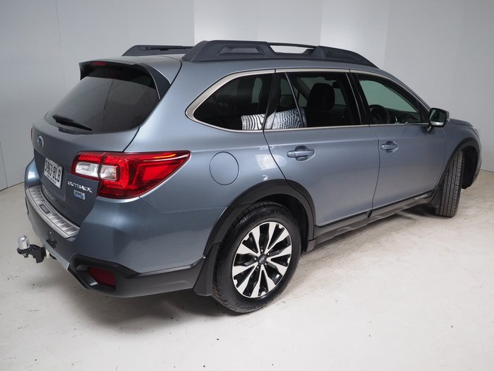 2016 Subaru Outback 2.0D Premium 5GEN MY16 Four Wheel Drive Grey
