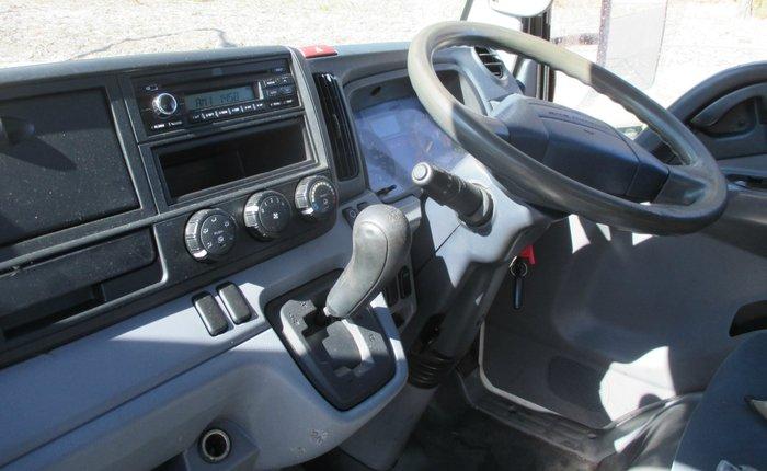 2011 Mitsubishi Canter White