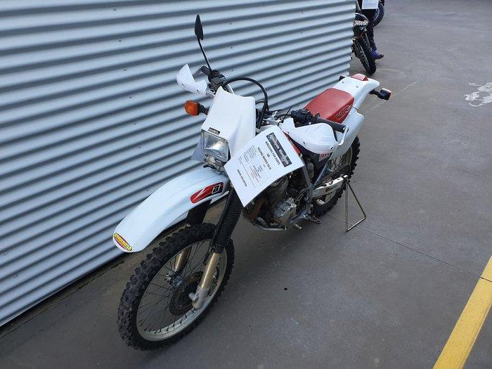 2001 HONDA XR250L null null null