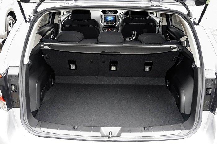 2019 Subaru Impreza 2.0i-L G5 MY19 Four Wheel Drive Silver
