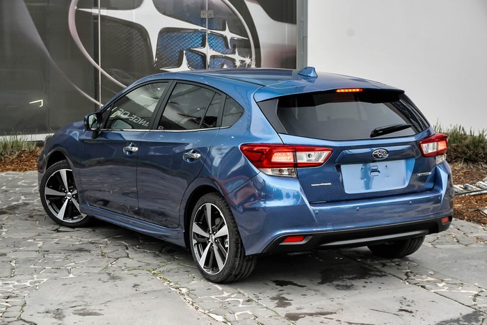 2019 Subaru Impreza 2.0i-S G5 MY19 Four Wheel Drive Blue