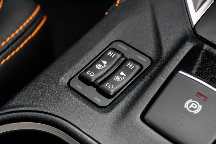 2018 Subaru XV S-Edition G5X MY18 Four Wheel Drive Blue