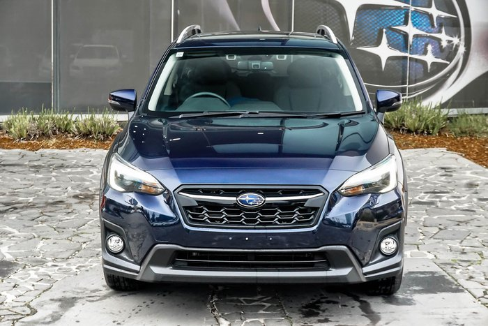 2018 Subaru XV S-Edition G5X MY18 Four Wheel Drive Blue