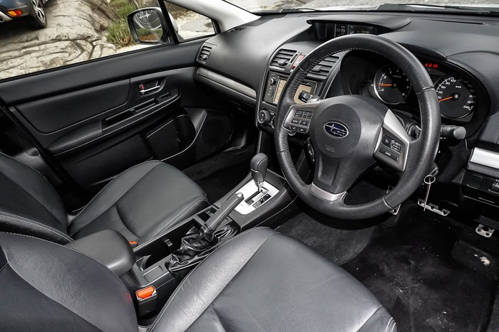 2014 Subaru Impreza 2.0i-S G4 MY14 Four Wheel Drive Silver