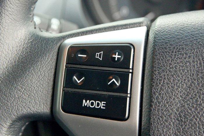 2016 Toyota Landcruiser Prado GXL GDJ150R 4X4 Dual Range Black
