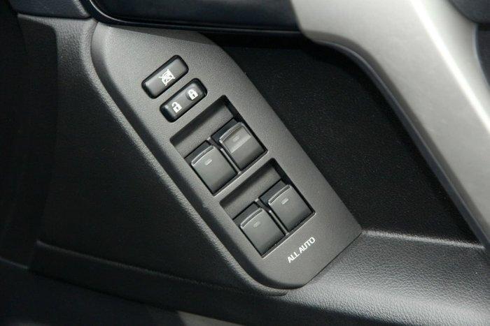 2016 Toyota Landcruiser Prado GX GDJ150R 4X4 Dual Range Black