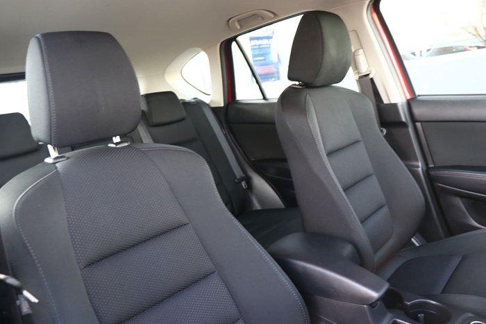 2014 Mazda CX-5 Maxx Sport KE Series MY14 Red