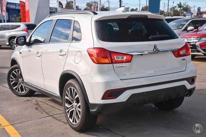 2018 Mitsubishi ASX XLS XC MY18 4X4 Constant White