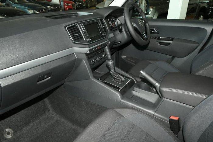 2017 Volkswagen Amarok TDI550 Sportline 2H MY18 4X4 Constant Black