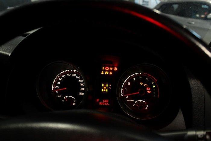 2014 Mitsubishi Pajero GLX-R NW MY14 4X4 Dual Range White