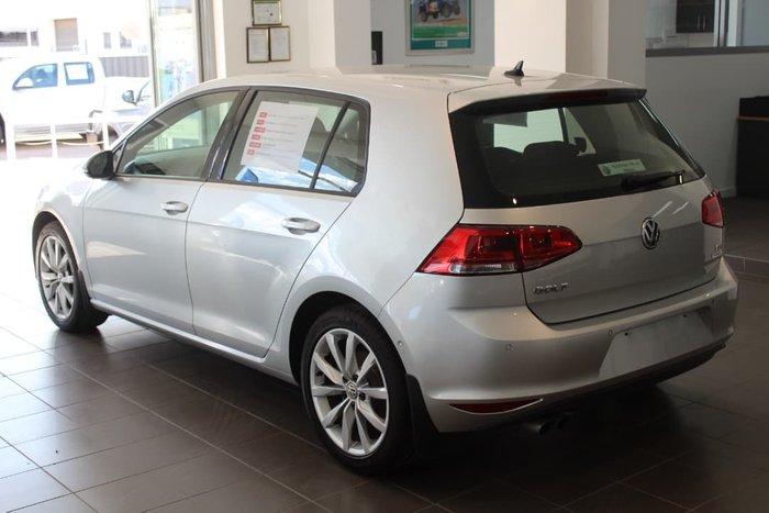 2013 Volkswagen Golf 103TSI Highline 7 Silver