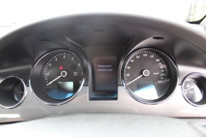 2011 Holden Caprice WM Series II Black