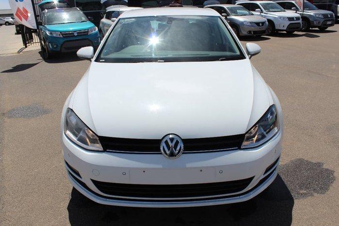 2013 Volkswagen Golf 110TDI Highline 7 MY14 White
