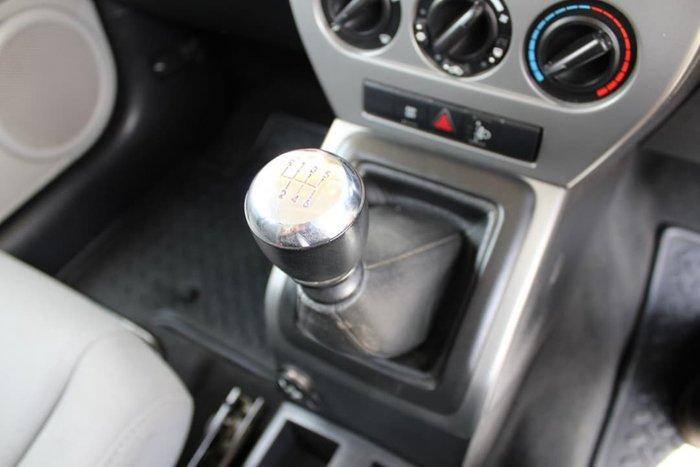 2007 Jeep Patriot Sport MK MY07 4X4 On Demand Silver