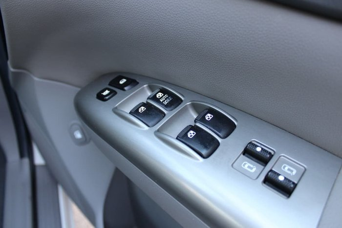 2009 Kia Grand Carnival Premium VQ White