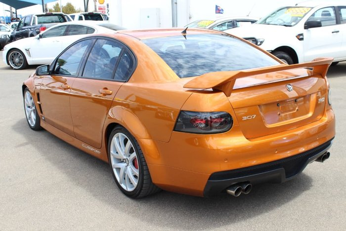 2006 Holden Special Vehicles Clubsport R8 E Series ORANGE