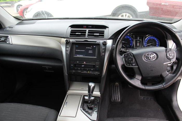 2017 Toyota Aurion AT-X GSV50R White