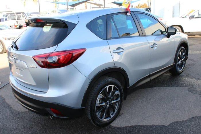 2016 Mazda CX-5 Grand Touring KE Series 2 4X4 On Demand Silver