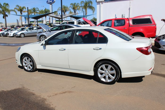 2008 Holden Epica CDXi EP MY09 White